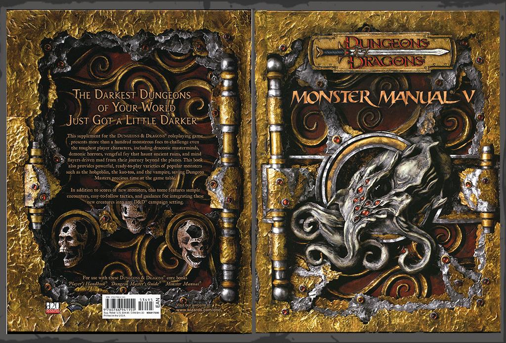 dungeons dragons covers and art by henry higginbotham rh hghigginbotham com monster manual vid monster manual v pdf download